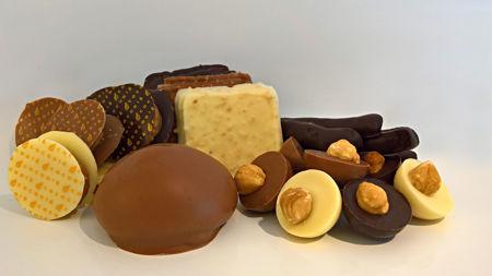 Afbeelding voor categorie Chocolade en confiserie