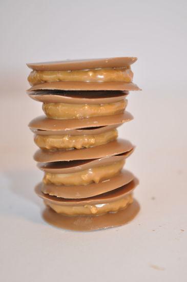 Afbeeldingen van Crunchy schijfjes - 250g