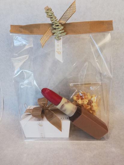 Afbeeldingen van Cadeaupakket lipstick 16.40€