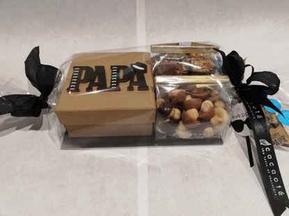 Afbeeldingen van Pakket kraft doosjes 22.15€