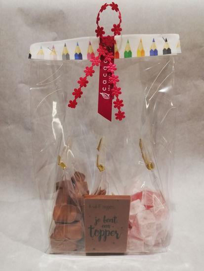 Afbeeldingen van Pakket 3 zakjes + Je bent een Topper- 13.90€